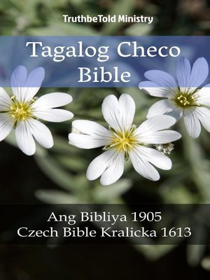 cover image of Tagalog Checo Bible